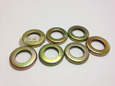 New Arctic Cat Cup Washer - Pkg of 7 - Part# 0123-745  EB43