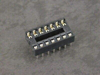 5 x 14 DIL/DIP Socket - Electronic Component