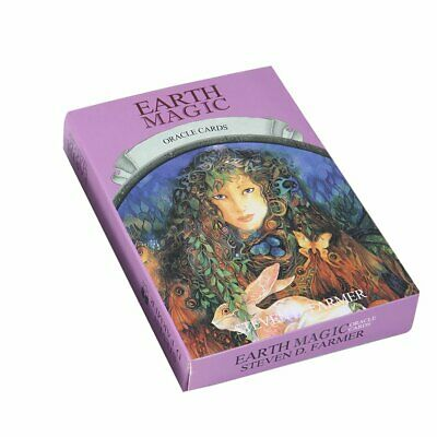 Magic Oracle Cards Earth Magic Card Game For Personal Use Board Game OE