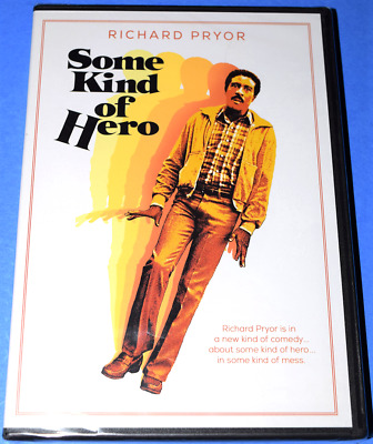 New Olive Richard Pryor Margot Kidder Some Kind Of Hero Comedy Movie Dvd 1981