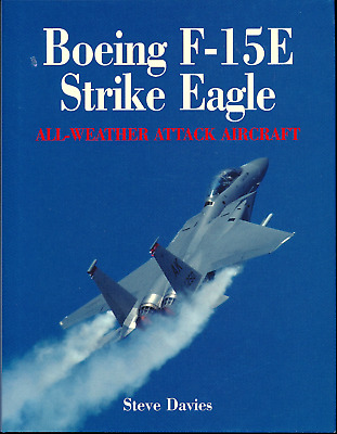 Boeing F-15E Strike Eagle (Airlife) - New Copy