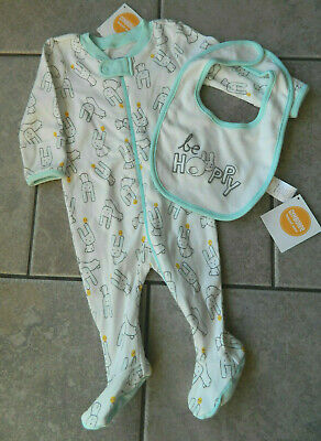 Gymboree Brand New Baby Easter Egg Bunny Outfit Boy Girl NWT NEW Size 3-6 Months