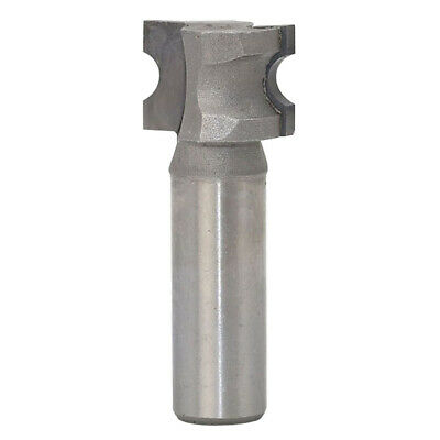 Carbide 2 Flute Router Bit Bull Nose 1/2'' 1/4'' Shank Woodworking Tool
