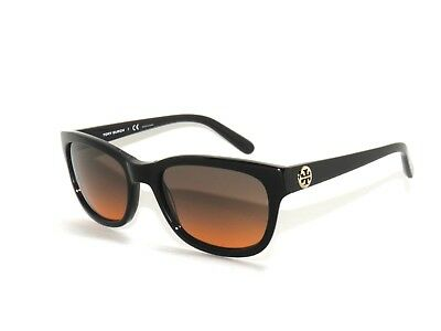 8fea4e664c6 TORY BURCH WOMEN S TY7044 501 95 Black Fashion Square Sunglasses ...