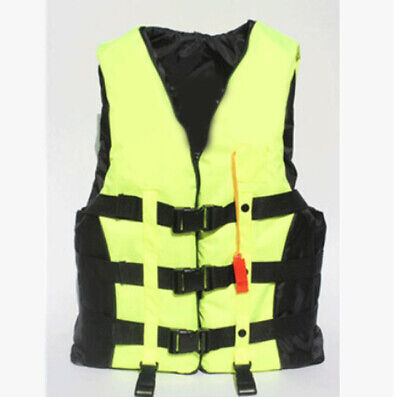 D11 Fishing Water Sports Kayak Canoe Boat Surf Ski Sailing Life Jacket Vest O