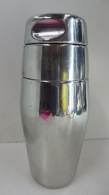 Alfra Alessi Stainless Steel Cocktail Shaker 18/10