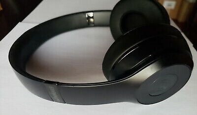 Beats Solo 3 Wireless On-Ear Dre Headphones Only - MATTE BLACK - Refurbished