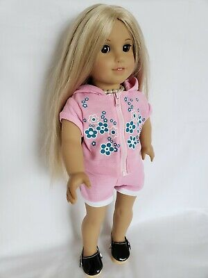 """18/"""" Doll Swimsuit Set fits 18 inch American Girl Doll Clothes 750abc"""