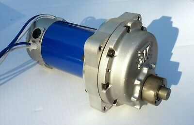 NEW EARL ANDRUS ENGINEERING GX4 GEARMOTOR 24V 70A DC MOTOR 2.2hP