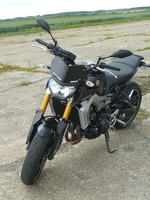 Yamaha Mt 09 Fliegengitter 2013 2014