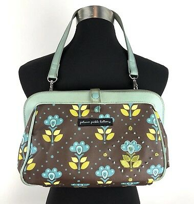 cdc515ece25 Petunia pickle bottom clutch cross town diaper bag purse embroidered jpg  379x400 Petunia pickle bottom purses