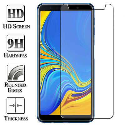 Tempered Glass Screen Protector HD Film for Samsung galaxy A3 A5 A6+ A8+ A7 A9