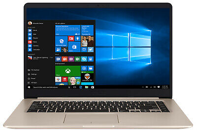 """New ASUS VivoBook F510UF Notebook - i7/1.8GHz - 8GB - 512GB SSD - 15.6"""" FHD"""
