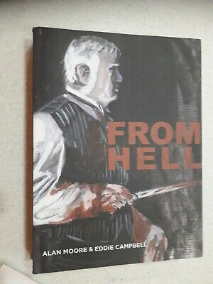 FROM HELL - JACK THE RIPPER - Alan Moore & Eddie Campbell
