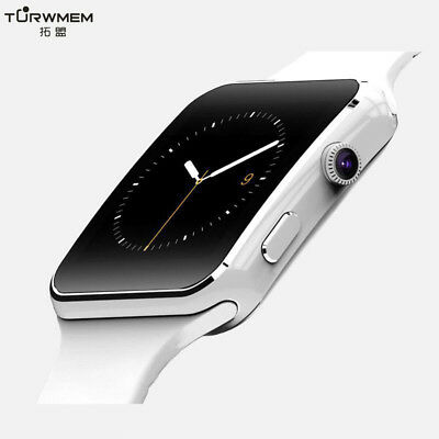 Bluetooth X6 Smart Watch with Camera Relojes Touch Screen Fitness Tracker Suppor
