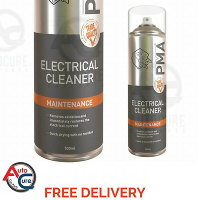 PMA ELECTRICAL CLEANER AEROSOL SPRAY 600ml TRACKED DELIVERY