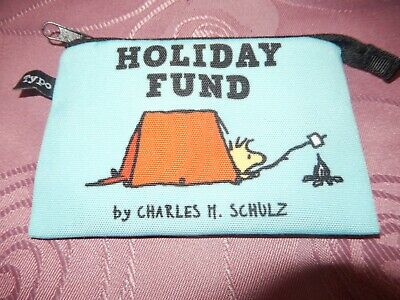 Coin Purse - Woodstock