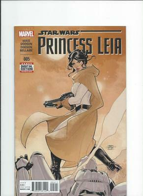 Marvel Comics Star Wars Princess Leia 5 NM-/M 2015