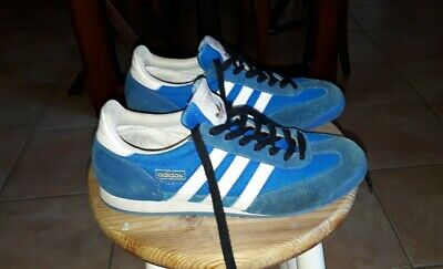 Rare 16 Eur 41 13 Vintage Chaussures 90 Adidas 2002 Taille Ovn0wmN8