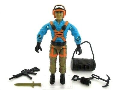 GI Joe Action Force Cobra ☆ TIGER FORCE EURO HIT & RUN RARE ☆ Figure Hasbro 100%