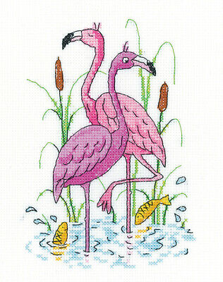 Ollie Owl Heritage Crafts Collection Cross Stitch Kit
