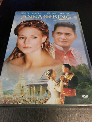 ANNA AND THE KING DVD COME NUOVO Jodie Foster