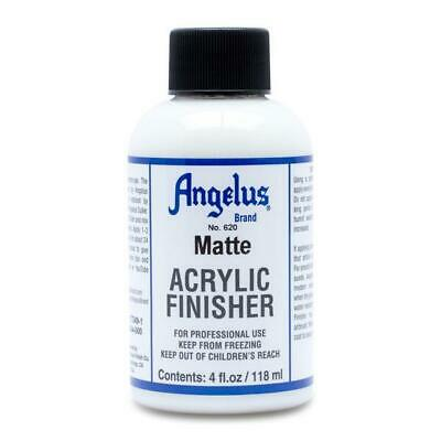 Angelus Brand Acrylic Finisher No. 620 Matte Leather Paint