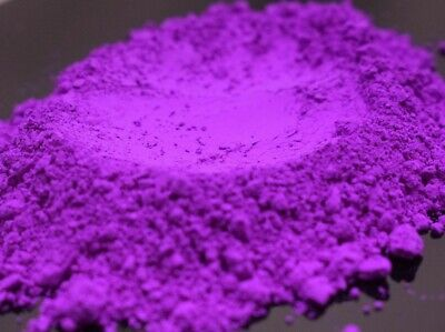 Neon Purple Pink Pearl Pigment Mica Automotive Paint Resin Casting Airbrush Art