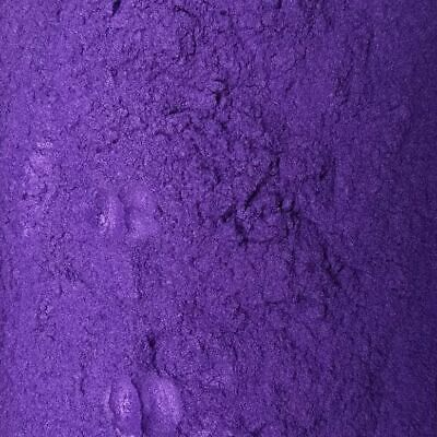 Iridescent Violet Pearl Pigment Mica Automotive Paint Resin Casting Airbrush Art