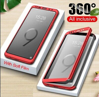 Case For Samsung Galaxy S10 S9 S8 S7 Shockproof Protection Full Body 360 Cover