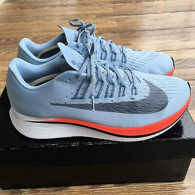 best service 7f8e8 4259a Nike Zoom Fly Mens Running Shoes Ice Blue Size 10.5