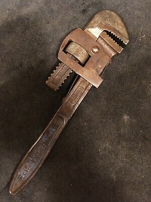 """Elora No75 10"""" Stilson Pipe Wrench"""
