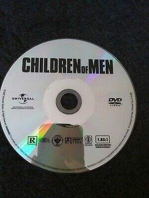Children of Men (DVD, 2008)