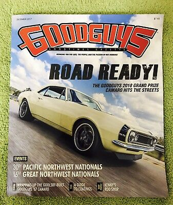GoodGuys GoodTimes Gazette - December 2017