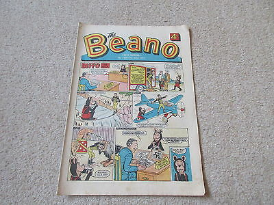 BEANO COMIC -No 1488, Jan 23rd 1971- good condition