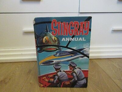 STINGRAY ANNUAL - 1965 - Good Condition-  Inscription Free/ Unclipped