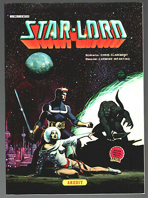 STAR-LORD n°1 ¤ ARTIMA SPECIAL MARVEL GEANT 1984 AREDIT