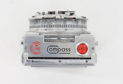Jaeger-LeCoultre Compass Camera Model 11