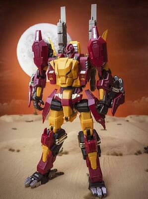 New Transformers MS-TOYS MS-B01 Architect in stock MISB 9.8CM