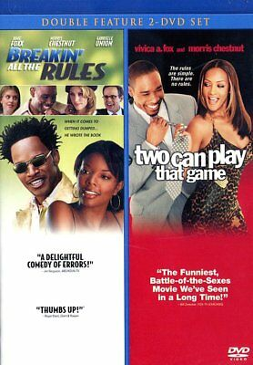 Breakin' All the Rules / Two Can Play That Game (2-DVD)