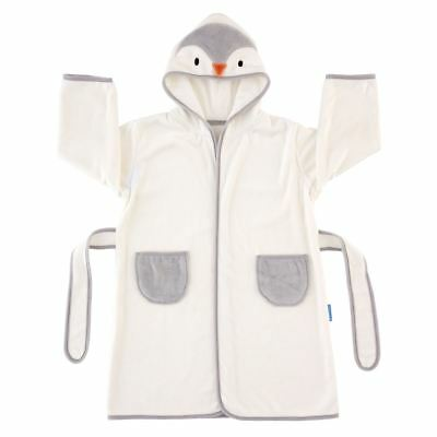 Poppy The Penguin Grorobe by The Gro Company Microfibre Dressing Gown Housecoat