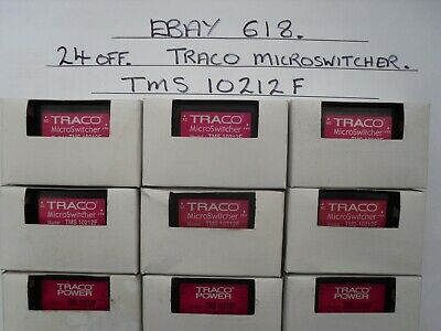 24 Traco Microswitchers