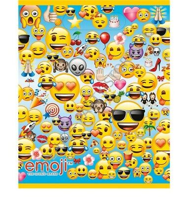 EMOJI LOOT BAGS Birthday Party Supplies Boys Girls Gift Pack Kids Party Favour