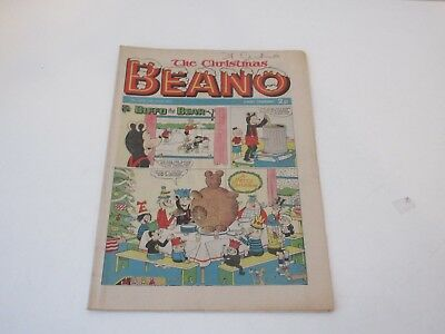 BEANO COMIC - No  1640 - December 22nd 1973 - Christmas Issue  - VGC