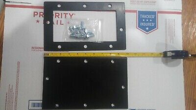 Coil Plate For Weil Mclain Boiler 6 X 10 Wgo Wtgo Gold 66