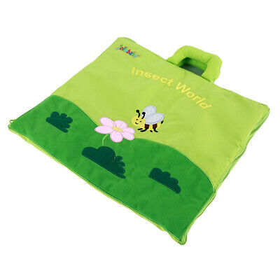 3D Soft Cloth Book Animals Books Baby Cloth Books Early Education Toys shan