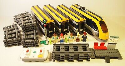 lace up in pretty cheap really cheap LEGO CITY 60197 Passenger Train - complete boxed set + extra ...