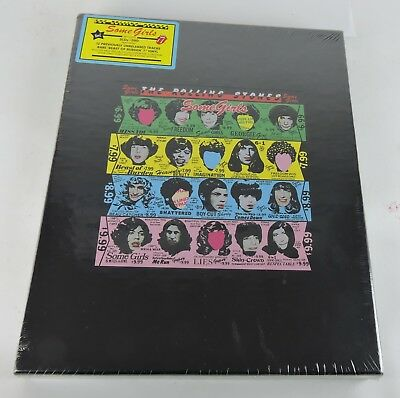The Rolling Stones - Some Girls - Super Limited Deluxe Edition Numbered Box Set