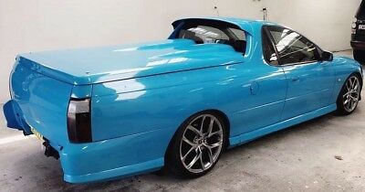 Vu - Vy - Vz Ute Roof Spoiler Commodore To Suit Executive S And Ss Models & VY SS COMMODORE ute - $4000.00 | PicClick AU