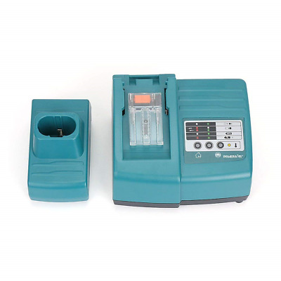 POWERAXIS for Makita 7.2 - 18V Charger Ni-Cd/Ni-MH/Li-ion Batteries [No Battery]